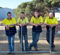 pareta farms team